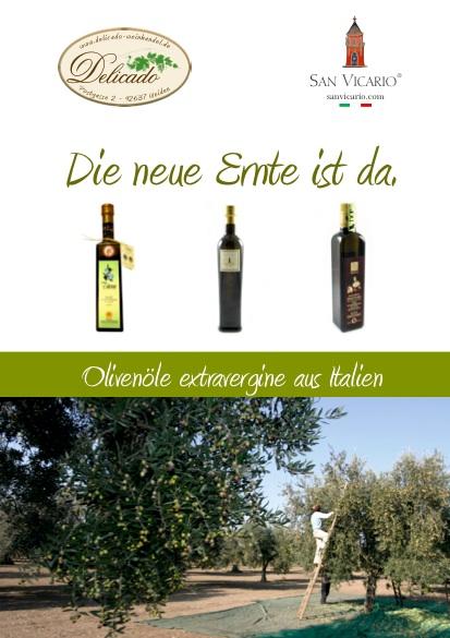 Bild Ölivenöl