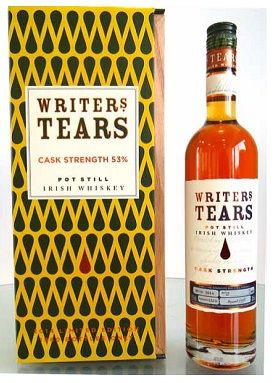 Writers Tears Cask Strength 2014