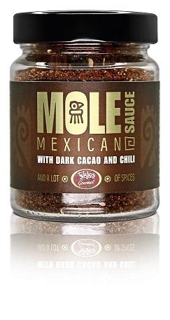 Mole mit Chili