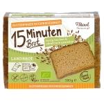 15 Minuten Brot glutenfrei