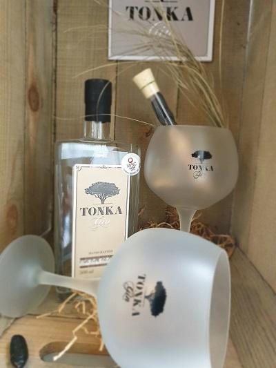 Tonka Gin handcrafted