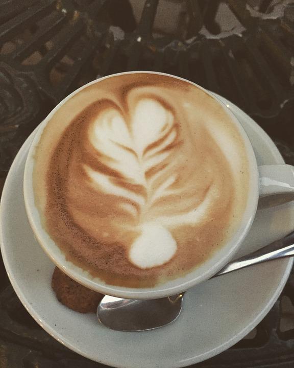 Wer liebt ihn nicht, unseren Caffè Crème …
