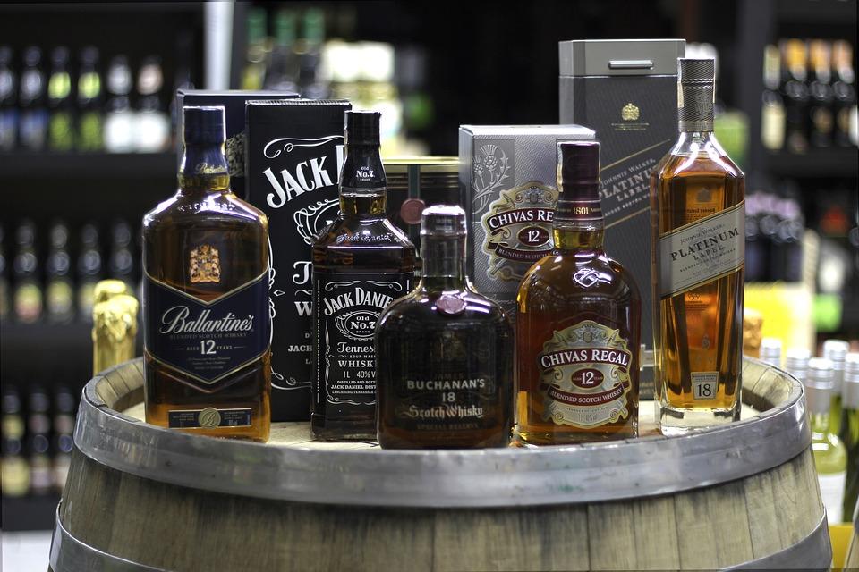 Whisky und Kunst